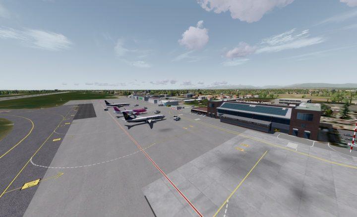 Treviso airport (LIPH) [P3Dv4]
